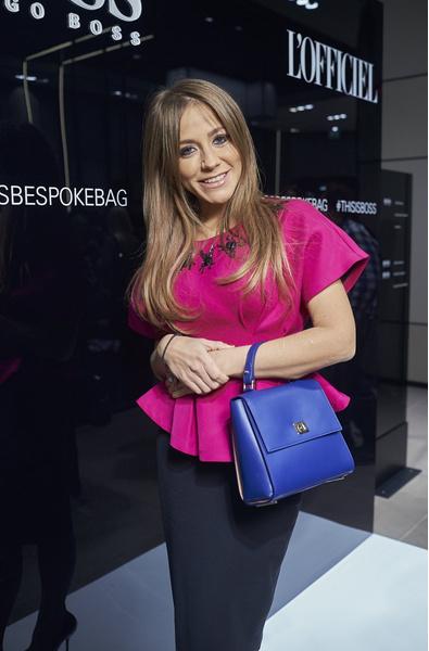 HUGO BOSS представил в России сумку BOSS Bespoke   галерея [1] фото [3]