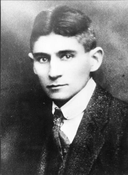 Франц Кафка биография