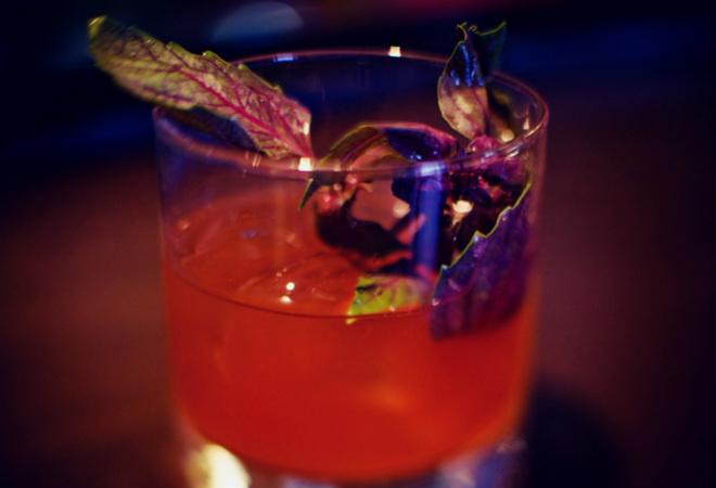 бар «Цветочки»
