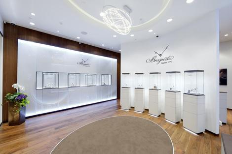 Breguet открывает новый бутик в Москве | галерея [1] фото [3]