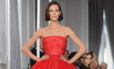 Dior Haute Couture: весна-лето 2012
