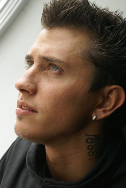 Татуировка Павла Прилучного