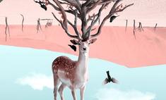 художник недели фэнтезийные животные жульена табе
