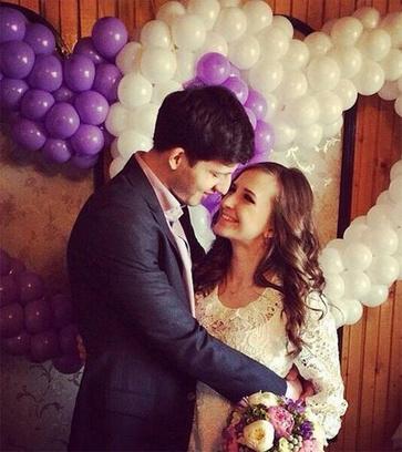 маргарита агибалова вышла замуж