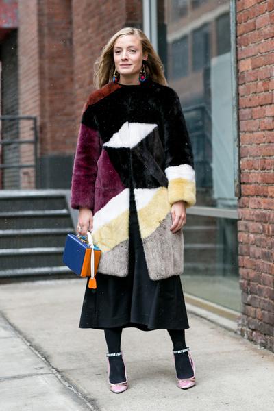 7 способов выглядеть как жительница Нью-Йорка | галерея [5] фото [2]