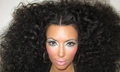 Ким Кардашьян решилась на смену имиджа