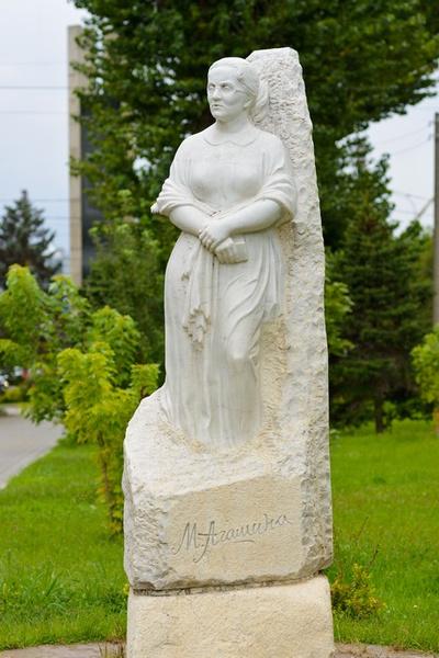 Маргарита Агашина