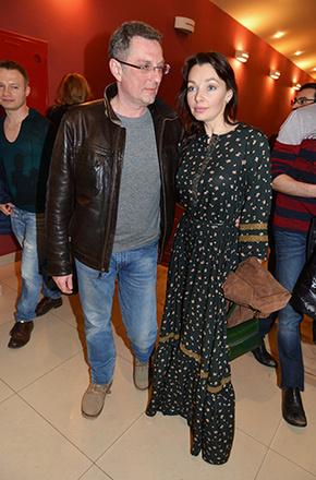 Наталья Антонова с мужем фото