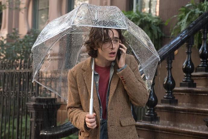 «Дождливый день в Нью-Йорке»: о невротиках и людях