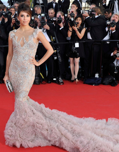 Ева Лонгория (Eva Longoria) на Каннском кинофестивале - 2012