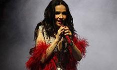 Концерт Наталии Орейро: 5 эффектных образов. Какой нравится тебе?