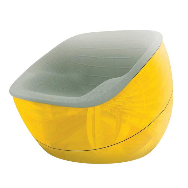 Кресло Ball. Производитель: Arflex. Дизайн: Карло Коломбо (Carlo Colombo). Материал: полиуретан.
