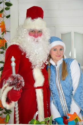 Снегурочка и дед Мороз Волгоград