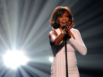 Уитни Хьюстон (Whitney Houston) предложили роль в фильме