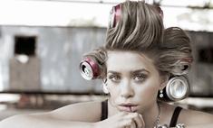 Эшли Олсен в журнале Marie Claire