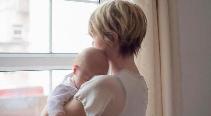 Когда приемная дочь становится матерью
