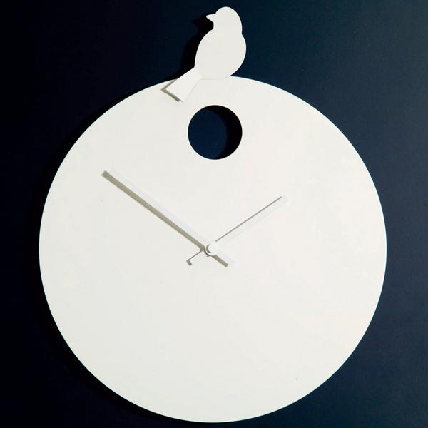 Часы Happy Bird. Производитель: Diamantini & Domeniconi. Дизайн: Fabbrica. Материал: металл.