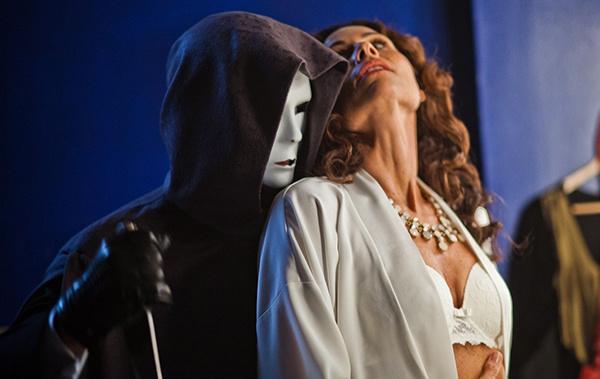 «Страх сцены»