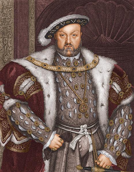 Генрих VIII и его жены фото