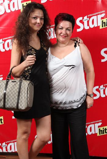 Виктория и Ирина Шарыгины, бутик WEEKEND
