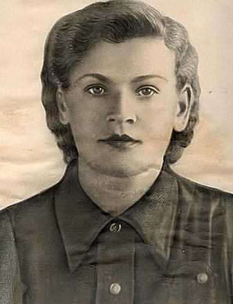 Вера Михайловна Медведева, фото