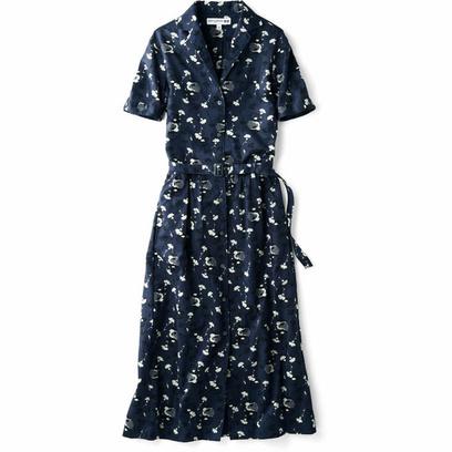 Платье Ines De La Fressange Paris — Uniqlo, 3499 р.