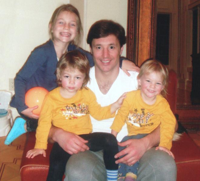 В семье Ковальчука родился четвертый ребенок