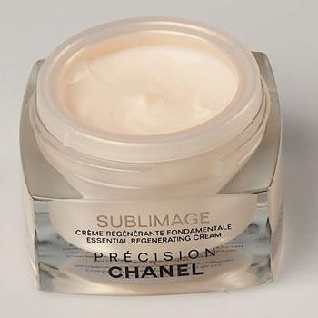 Антивозрастной питательный крем для лица Prcision, Chanel