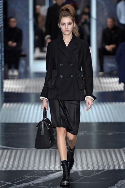 Бренд Prada представил на Неделе мужской моды в Милане сразу две коллекции | галерея [2] фото [3]