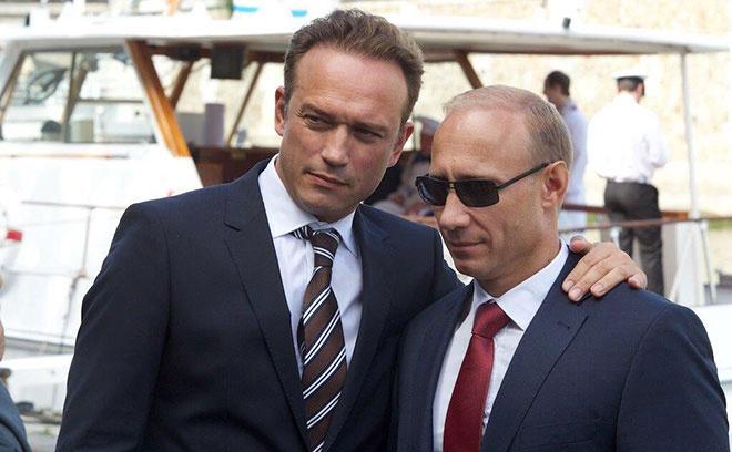 День рождения Владимира Путина: двойник Путина Анатолий Горбунов фото