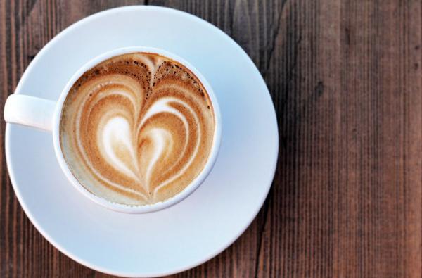 Рисунки на кофе схемы