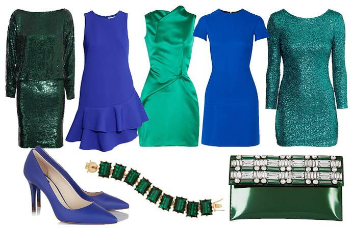 ����� ELLE: ������ Givenchy, H&M, Roland Mouret, Victoria Beckham � H&M, ����� Fendi, ������� Eddie Borgo, ����� Marni