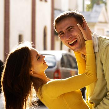 Его оптимизм практически наверняка станет залогом долгих и успешных отношений с женщиной