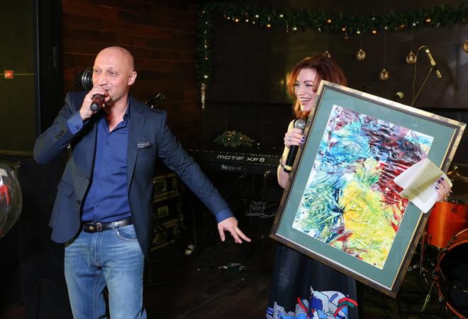 Гоша Куценко собрал миллион для детей с ДЦП