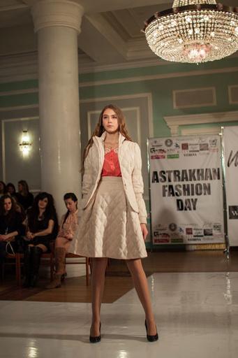 День моды в Астрахани 6 декабря 2014
