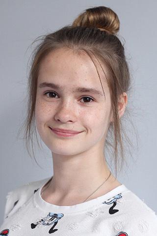 Полина Иовлева, «Топ модель по-детски-2016», фото