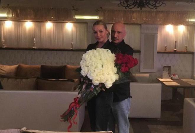 Анастасия Волочкова и Саид Багов фото