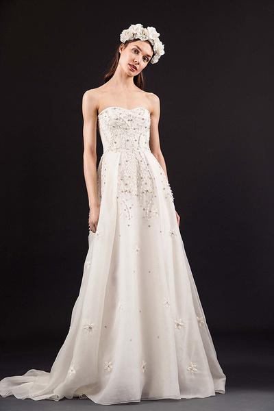 Лучшие коллекции Недели свадебной моды   галерея [4] фото [9]