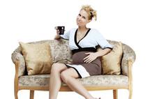 Американки пьют кофе во время беременности