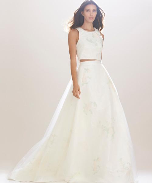 Свадебные платья 2016: Carolina Herrera