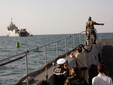 Российские моряки освобождены