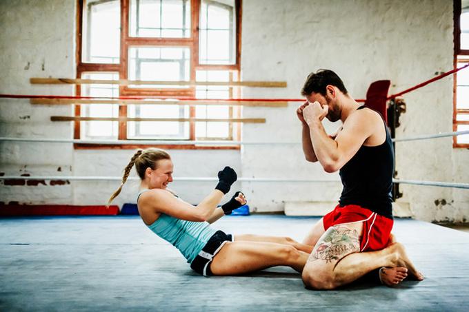 Совместные тренировки как способ укрепить отношения