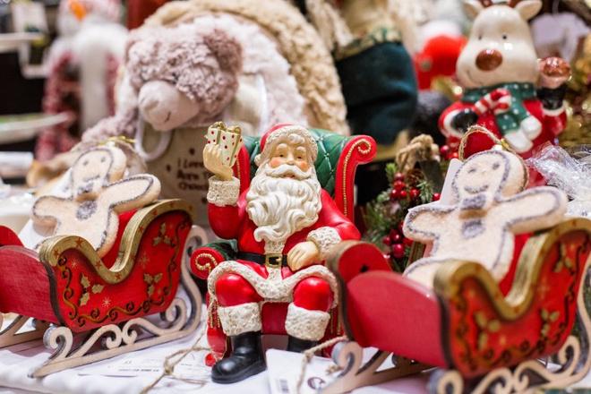 Все удовольствия сразу: большая рождественская ярмарка в Москве