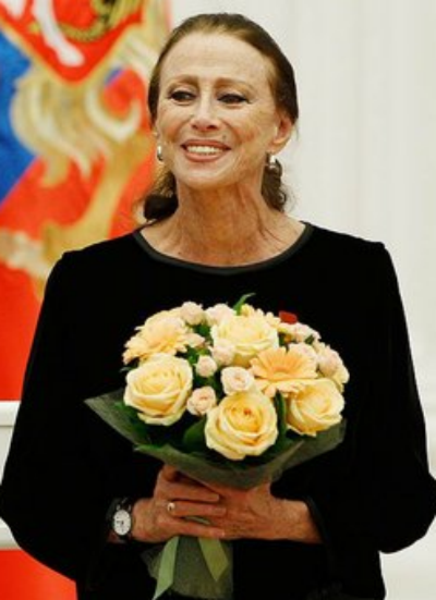 Майя Плисецкая умерла