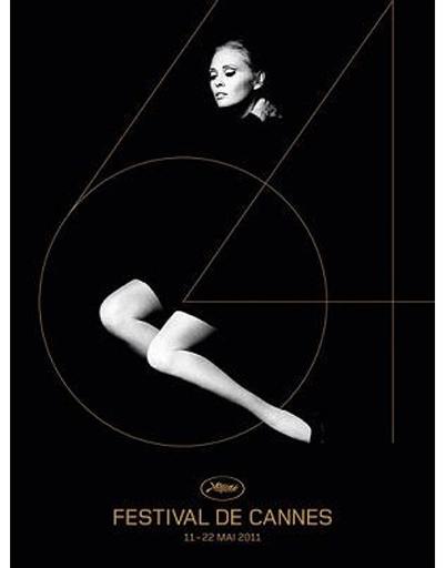 Постер Каннского кинофестиваля-2011