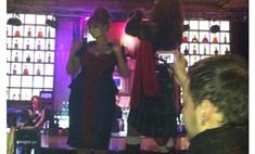 Дикие танцы: Анфиса Чехова и Никита Джигурда сплясали на рояле