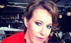 Ксения Собчак отрицает слухи о пластической операции
