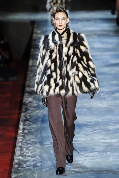 Показ Marc Jacobs на Неделе моды в Нью-Йорке   галерея [1] фото [10]