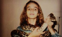 Алена Водонаева: «Змея – моя любимая рептилия»