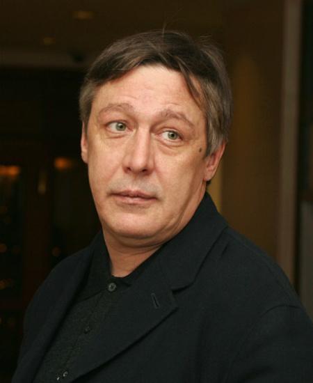 Михаил Ефремов похудел для новой роли